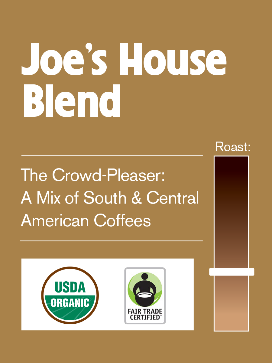 Joe's House Blend