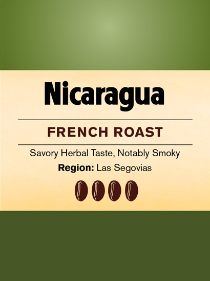 Nicaragua French Roast FT