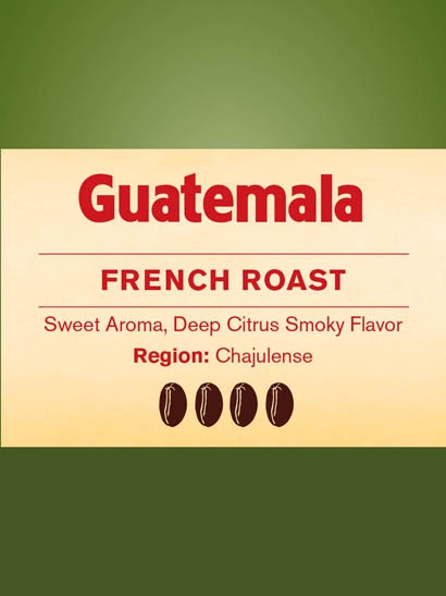 Guatemala French Roast FT